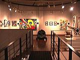 岡本太郎記念館の展示室