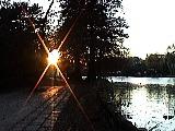 柔らかな太陽