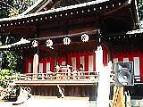 石神井氷川神社の大祭